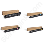 Multipack of Xerox 106R04067-69 Toner Cartridges