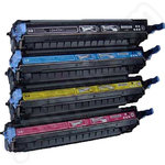 Remanufactured Multipack HP C9720-3 Toners