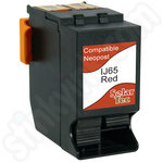 Compatible Neopost IJ65 Franking cartridge  Red ink