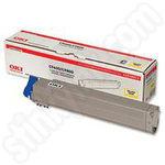 Oki 42918913 Yellow Toner Cartridge