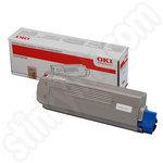 Oki 44315306 Magenta Toner Cartridge