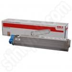Oki 47095704 Black Toner Cartridge