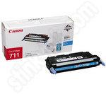 Original Canon 711 Cyan toner cartridge
