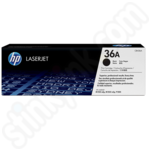 Original HP 36A Toner Cartridge