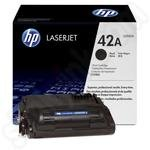 Original HP 42A Toner Cartridge