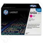 Original HP 643A Magenta Toner Cartridge
