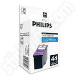 Philips PFA544 Low Yield Colour ink cartridge 115ml of Ink