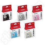 Photo Multipack of Canon PGi-72 Ink Cartridges