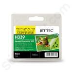 Refilled HP 339 Black Ink cartridge