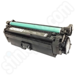 Remanufactured High Capacity HP 654X Black Toner Cartridge