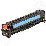 Remanufactured HP 125A Cyan Toner