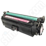 Remanufactured HP 654A Magenta Toner Cartridge