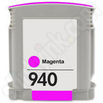 Remanufactured  HP 940 XL Magenta Ink Cartridge