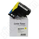 Remanufactured Konica Minolta A0X5251 Yellow Toner Cartridge