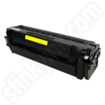 Remanufactured Samsung Y503L Yellow Toner Cartridge