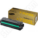 Samsung 505L Yellow Toner Cartridge