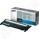 Samsung CLT-C406S Cyan Toner Cartridge