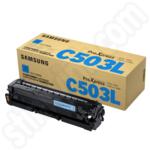 Samsung CLT-C503L Cyan Toner Cartridge