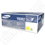 Samsung Y6092S Yellow Toner Cartridge