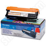 High Capacity Brother TN325 Cyan Toner Cartridge
