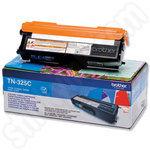 High Capacity Brother TN325 Cyan Toner Cartridge