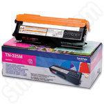 High Capacity Brother TN325 Magenta Toner Cartridge