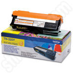 High Capacity Brother TN325 Yellow Toner Cartridge