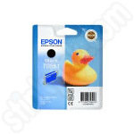 T0551 epson Black ink Cartridge Duck