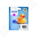 Epson T0553 Magenta Ink Cartridge Duck