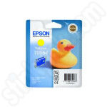 T0554 epson Yellow ink Cartridge Duck