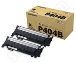 Twin Pack of Samsung CLT-P406B Black Toner Cartridges