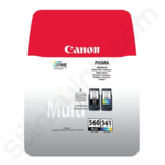 Twinpack of Canon PG-560 & CL-561 Ink Cartridges