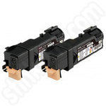 Twinpack of Epson S050631 Black Toner Cartridges