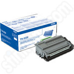 Ultra Capacity Brother TN3520 Black Toner Cartridge