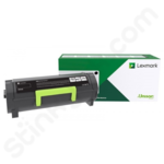 Ultra High Capacity Lexmark 58D2U00 Black Toner Cartridge (Return Program)