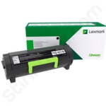 Ultra High Capacity Lexmark B262U00 Black Toner Cartridge (Return Program)
