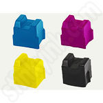 Compatible Multipack of Xerox 8560 3-Packs of Solid Ink